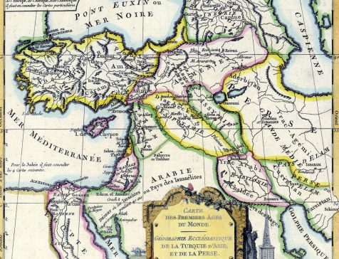 989HIST-UH 3710X|Central Asia and the Middle East