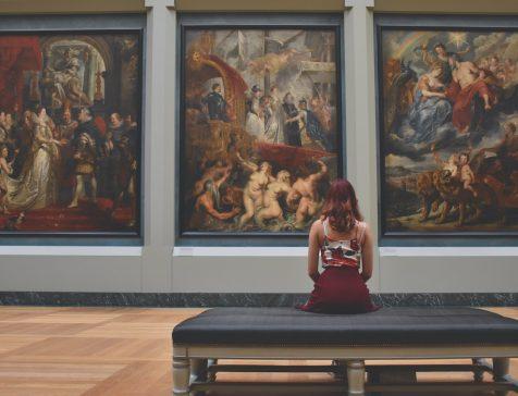 3282HUMA 1121|Masterpieces of Western Art