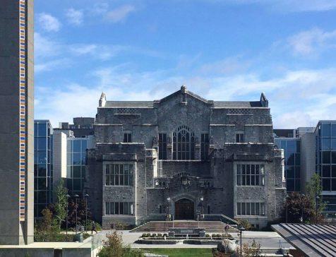 ブリティッシュコロンビア大学バンクーバーキャンパス